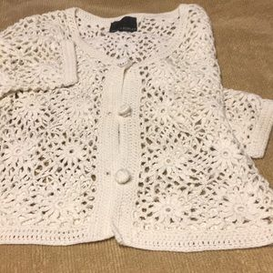 Woman's sweater by Cynthia Rowley